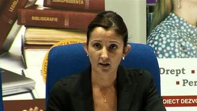 Imagini pentru judecatorilor Andreea Popescu , Camelia Mioara Spranceana ,POZE